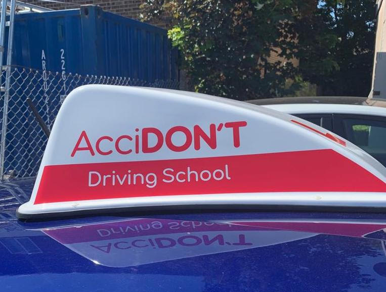 Driving Instructor - Ian at AcciDON`T