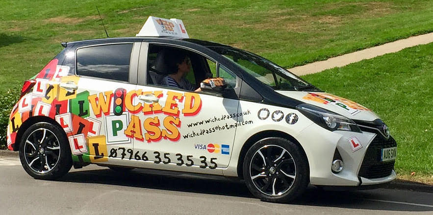 Driving Instructor - Wicked Pass Driving School