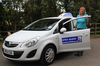 Driving Instructor - Pass With Bev